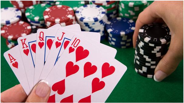 Online-Poker spielen