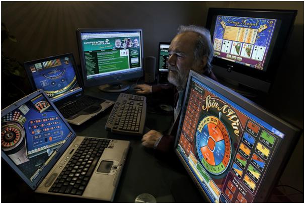 Entwicklung des Online-Glücksspiels