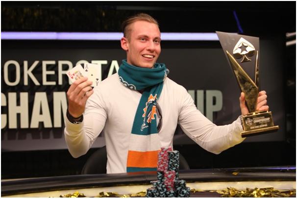 Schweden gewinnt den Pokal als beste Pokernation