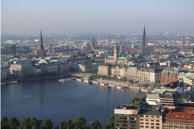 Wo kann ich in Hamburg Roulette spielen?