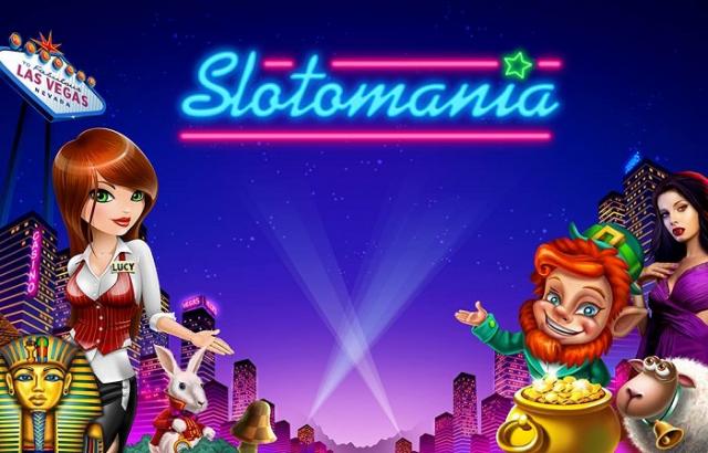 Slotomania- Das Slotspiel