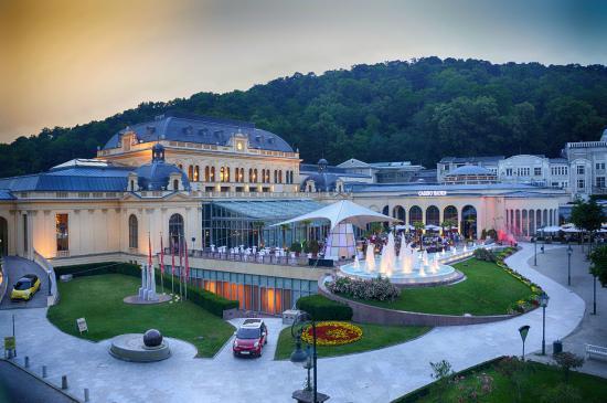 Casino Baden-Baden – Prunk und Spiel