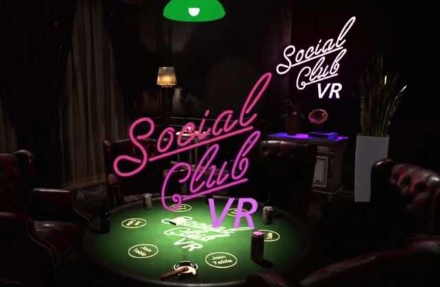 Social Club VR – Ein Blick auf die Zukunft der VR-Casinos
